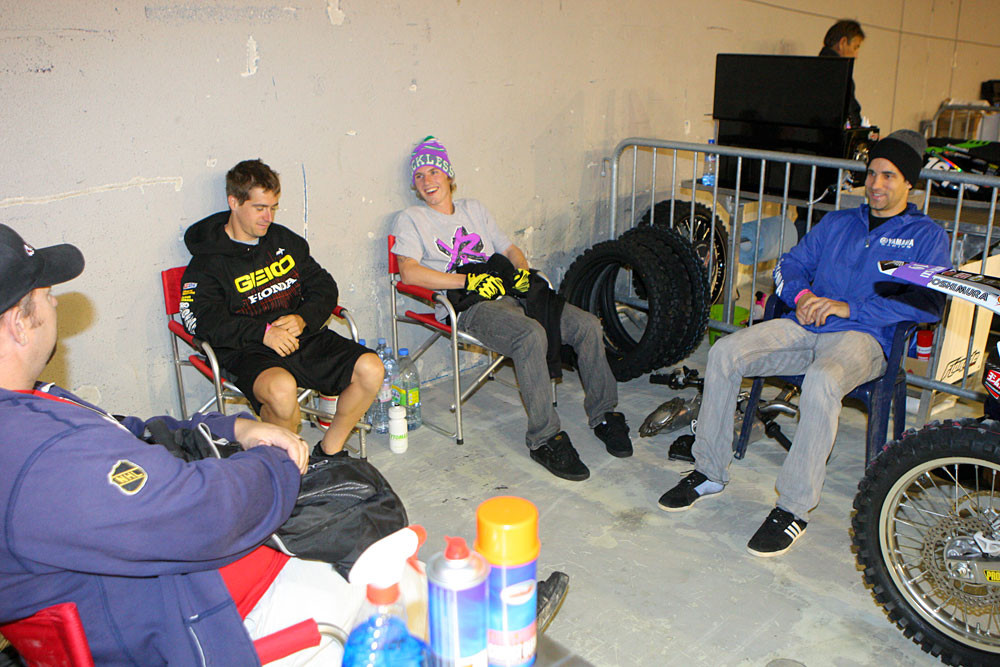 Steve Matthes - Vital MX Pit Bits: Bercy Friday - Motocross Pictures - Vital MX