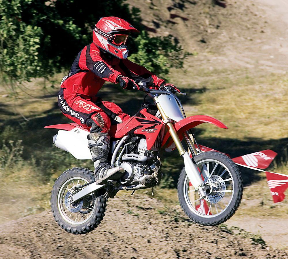 2007 Honda CRF150R - 2007 Honda CRF150R Action - Motocross Pictures ...