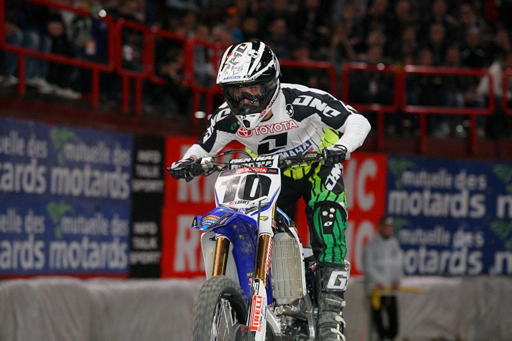 Justin Brayton - Photo Blast Bercy Night Two - Motocross Pictures - Vital MX