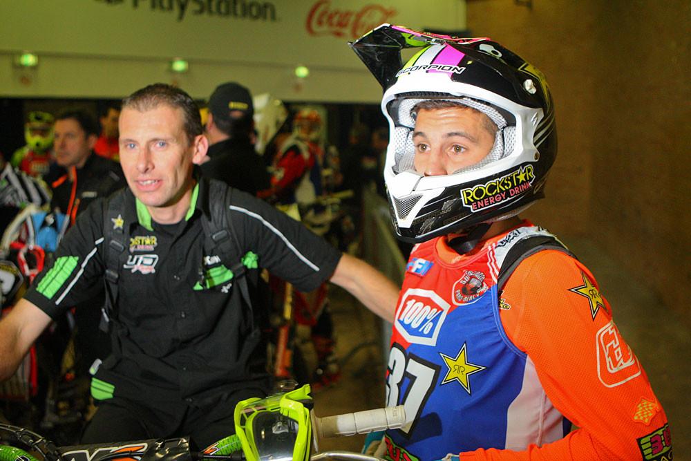Valentin Teillet - Photo Blast Bercy Night Two - Motocross Pictures - Vital MX