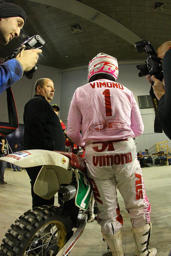 Jacky Vimond - Photo Blast: Bercy Night Three - Motocross Pictures - Vital MX