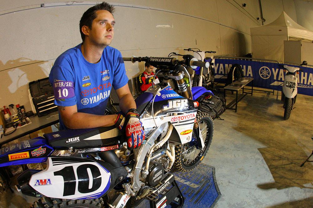Patrick Barker - Photo Blast: Bercy Night Three - Motocross Pictures - Vital MX