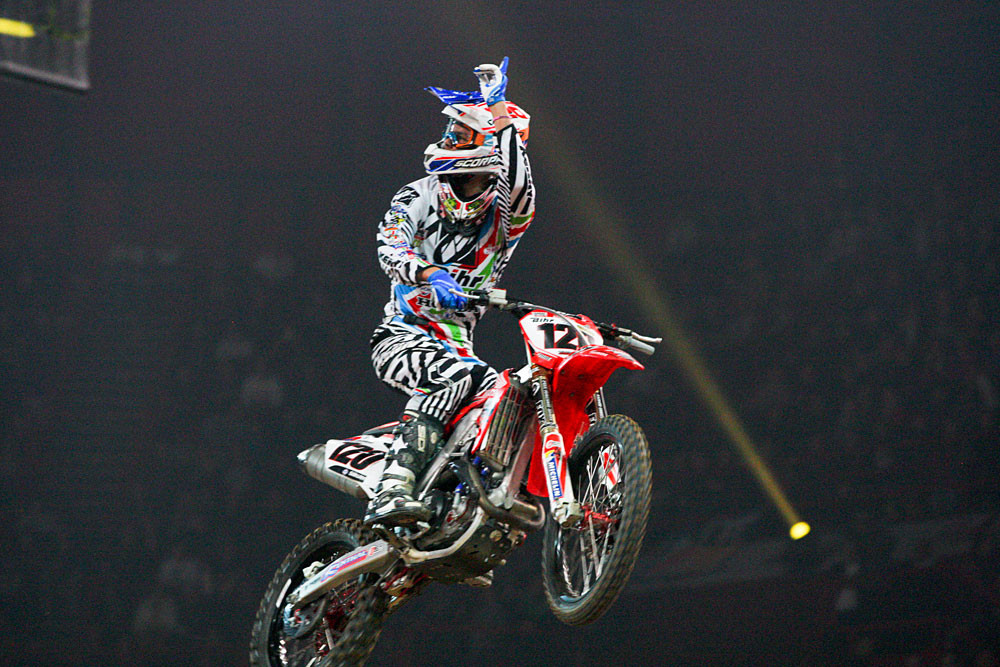 Cedric Soubeyras - Photo Blast: Bercy Night Three - Motocross Pictures - Vital MX