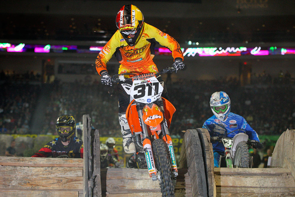 Mike Brown - Photo Blast: Las Vegas Endurocross Finals - Motocross Pictures - Vital MX