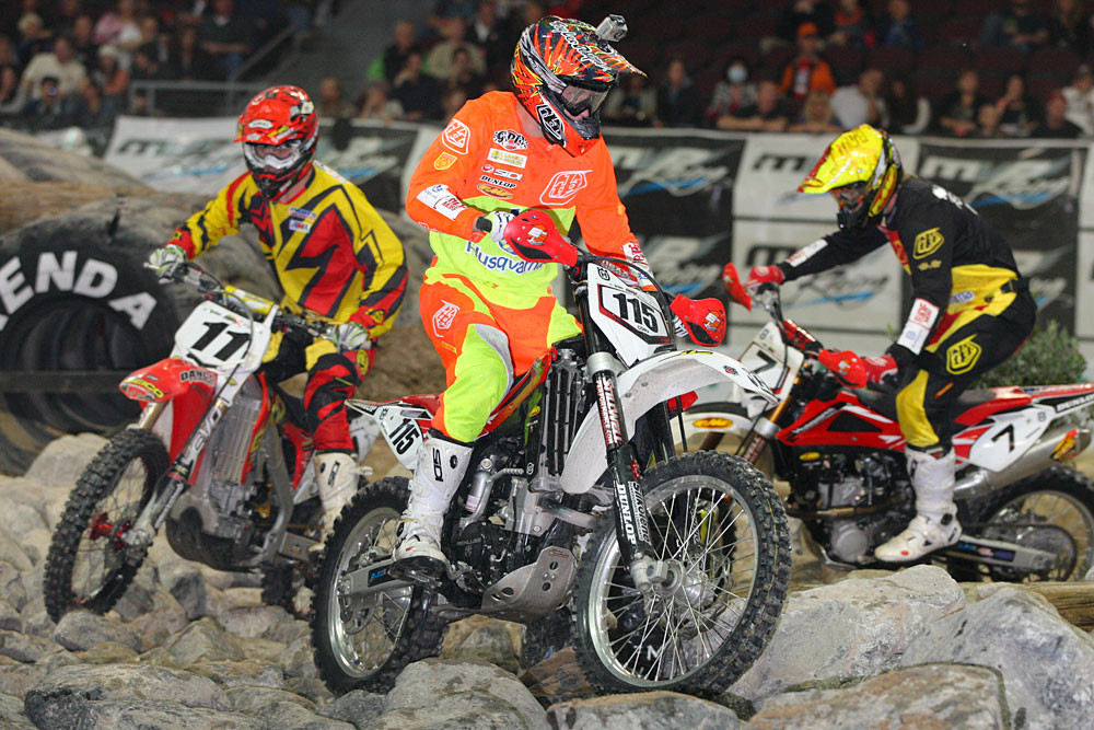 Rocking out - Photo Blast: Las Vegas Endurocross Finals - Motocross Pictures - Vital MX