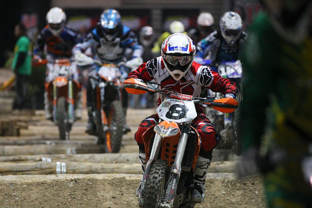 Kurt Nicoll - Photo Blast: Las Vegas Endurocross Finals - Motocross Pictures - Vital MX