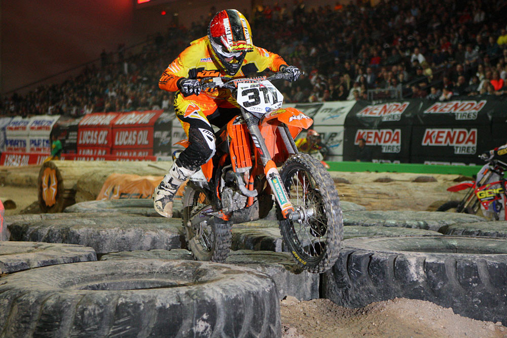 Mike Brown - Photo Blast: Las Vegas Endurocross Finals - Motocross Pictures - Vital MX