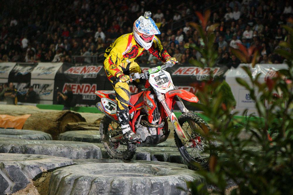 Cody Webb - Photo Blast: Las Vegas Endurocross Finals - Motocross Pictures - Vital MX