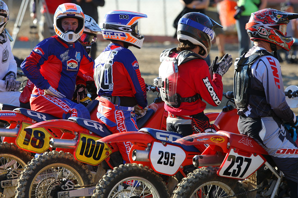 Vingtage - Red Bull Day in the Dirt – Saturday - Motocross Pictures - Vital MX