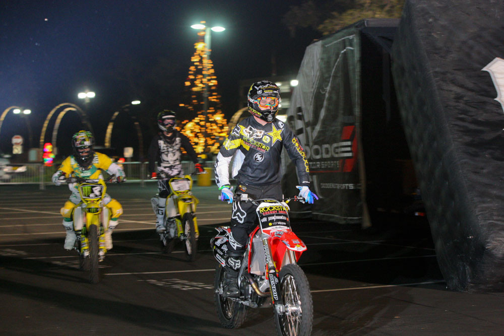 Freestyle starter - RCH at Sycuan - Motocross Pictures - Vital MX