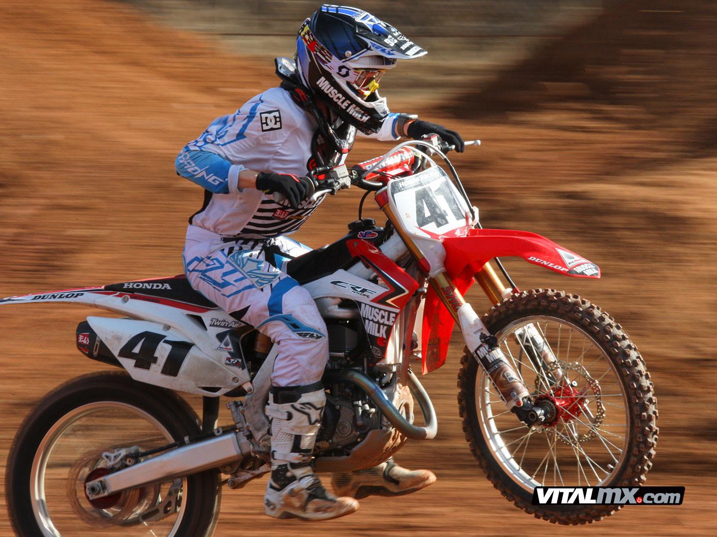 Trey Canard - Countdown to Supercross: Trey Canard - Motocross Pictures - Vital MX