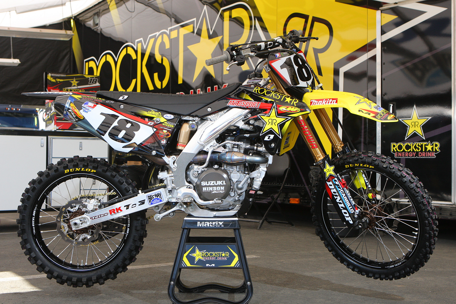 Davi Millsaps Bikes Of Supercross 2013 Motocross Pictures Vital Mx Yzf 450 Wiring Diagram