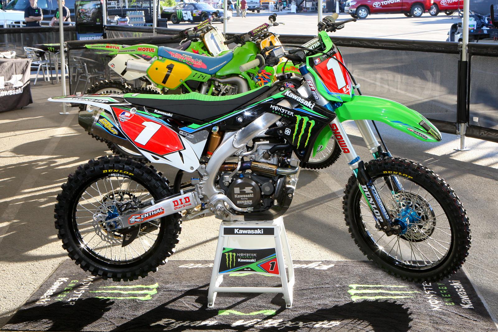 Ryan Villopoto - Bikes of Supercross 2013 - Motocross Pictures - Vital MX