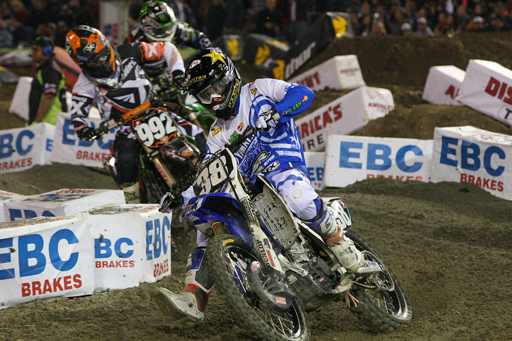 Kyle Cunningham - Photo Blast: Anaheim 1 - Motocross Pictures - Vital MX