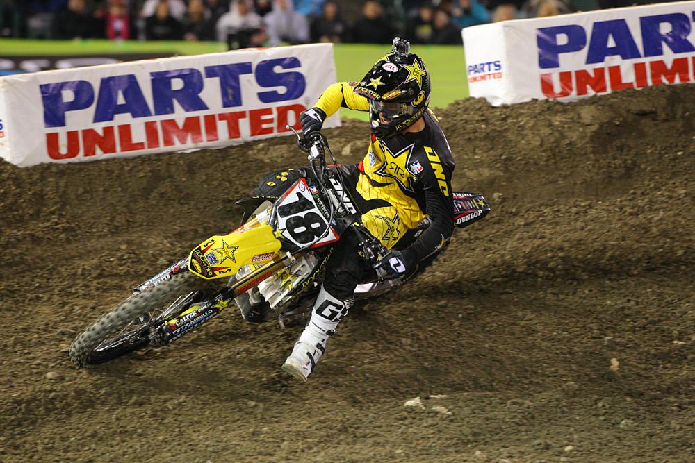 Davi Millsaps - Photo Blast: Anaheim 1 - Motocross Pictures - Vital MX