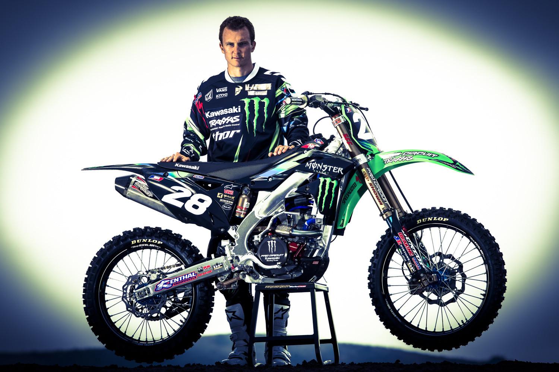 Tyla Rattray - Monster Energy Pro Circuit Kawasaki - Motocross Pictures - Vital MX