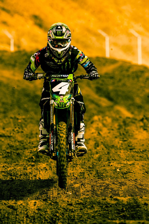 Blake Baggett - Monster Energy Pro Circuit Kawasaki - Motocross Pictures - Vital MX