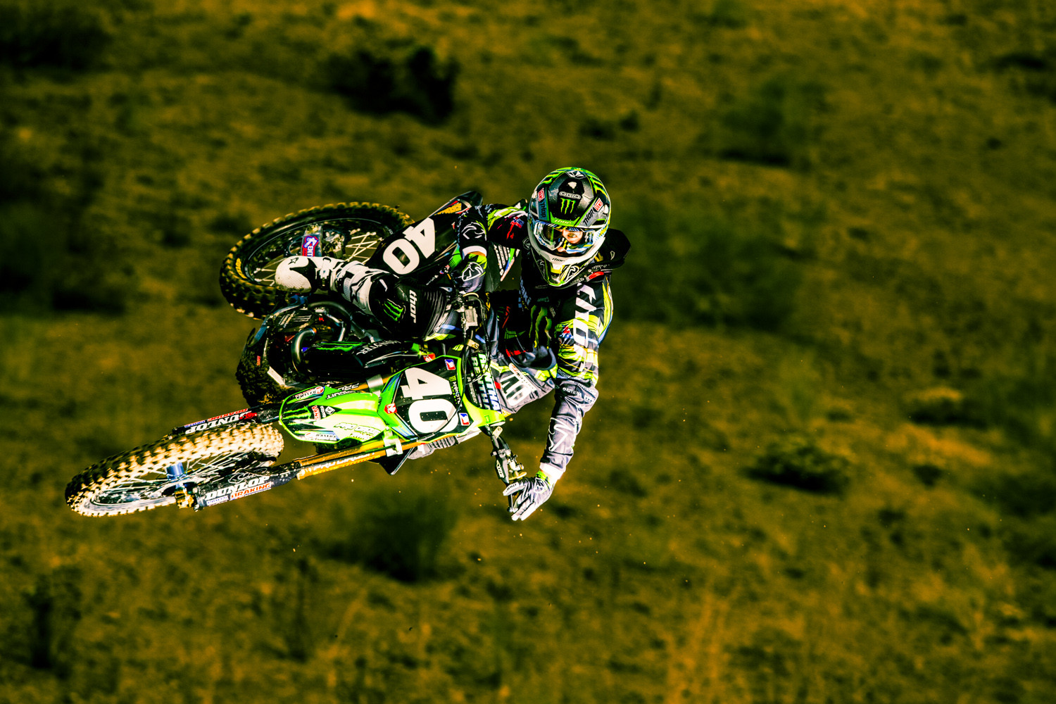 Martin Davalos - Monster Energy Pro Circuit Kawasaki - Motocross Pictures - Vital MX