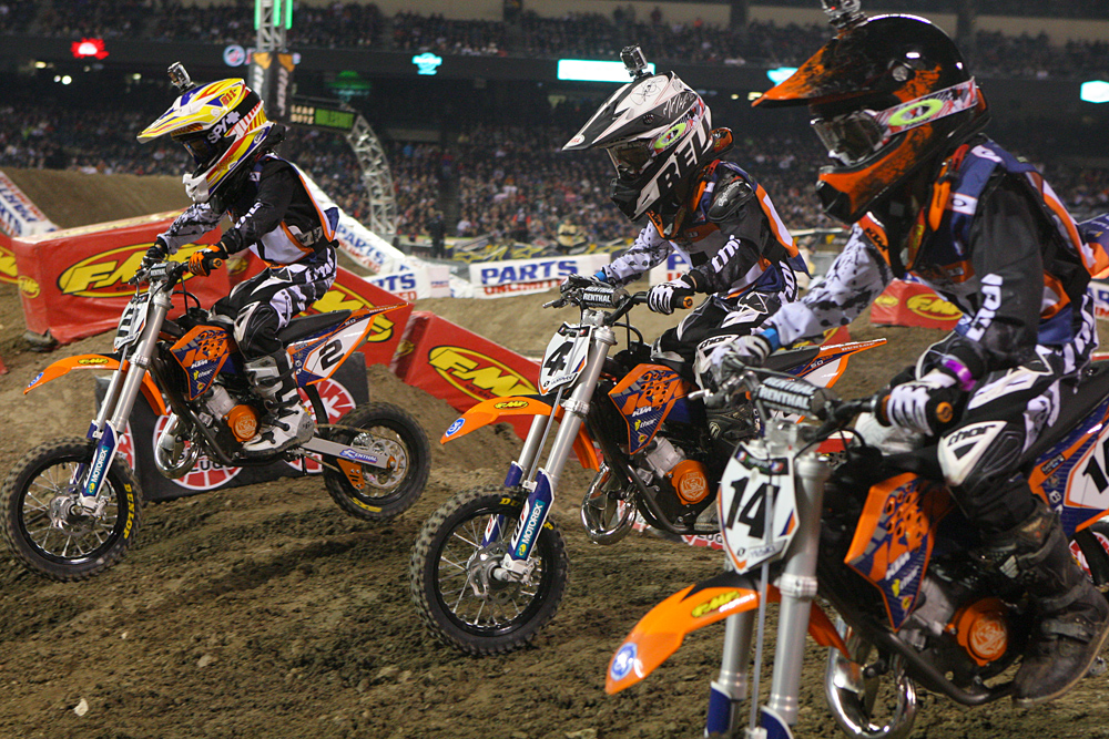 Ktm Junior Supercross Challenge Photo Blast Anaheim 3