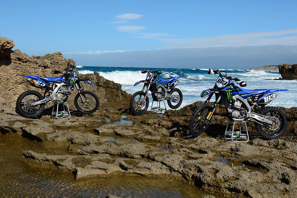 Monster Energy Yamaha MX-GP Team - 2013 Monster Energy Yamaha MX-GP Team - Motocross Pictures - Vital MX