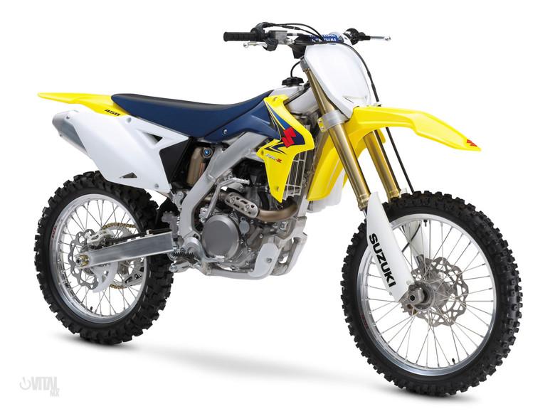 2008 Suzuki RM-Z450