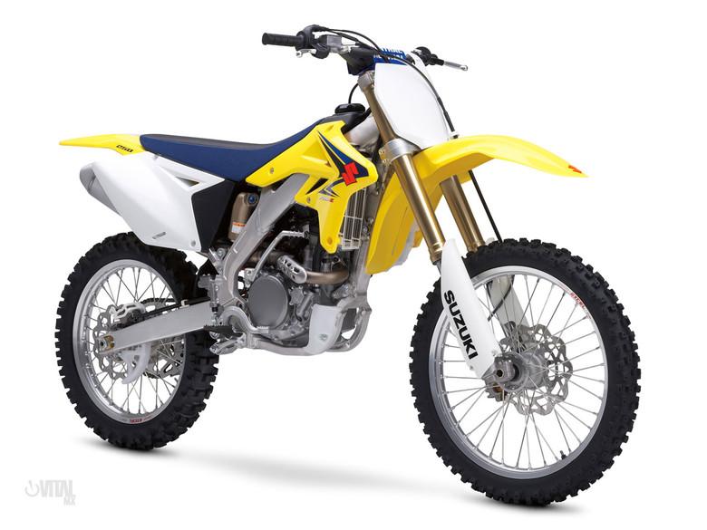 2008 Suzuki RM-Z250