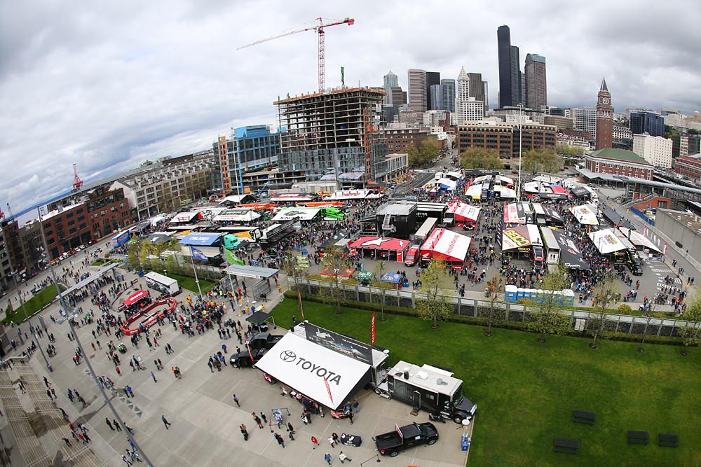 Seattle - Vital MX Pit Bits: Seattle - Motocross Pictures - Vital MX