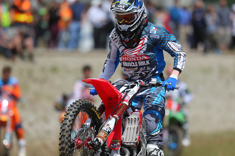 Trey Canard - Hangtown Press Day - Motocross Pictures - Vital MX
