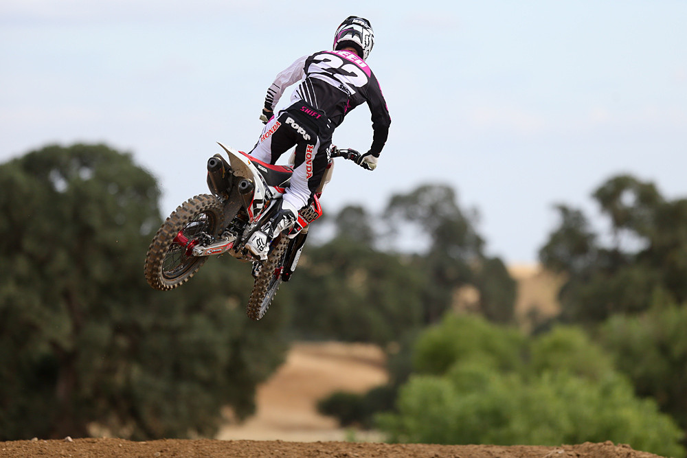 Chad Reed - Hangtown Press Day - Motocross Pictures - Vital MX