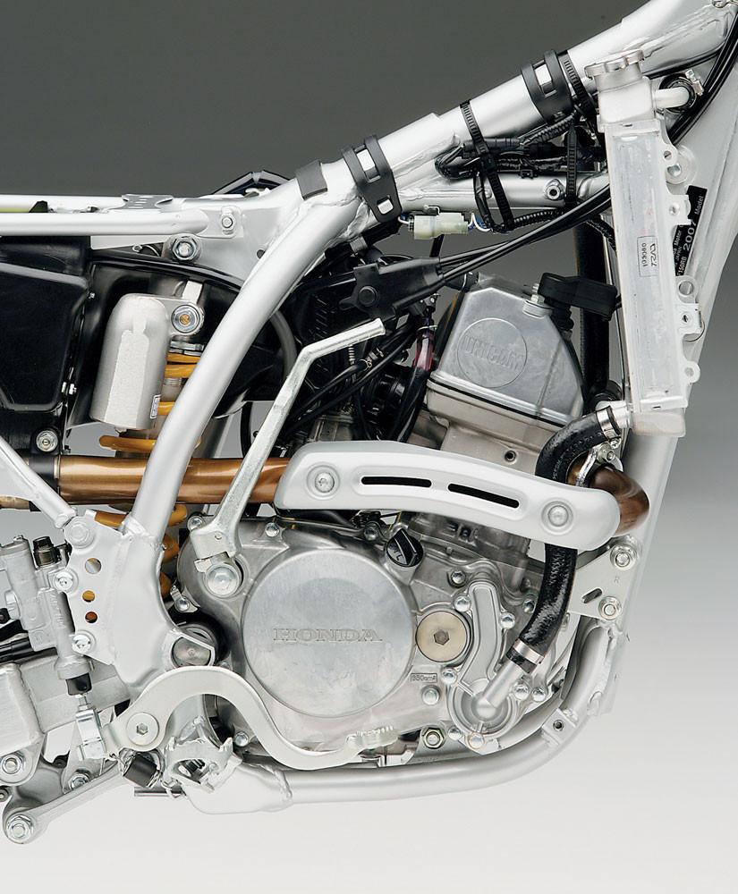 2007 Honda CRF150R - 2007 Honda CRF150R Details - Motocross Pictures - Vital MX