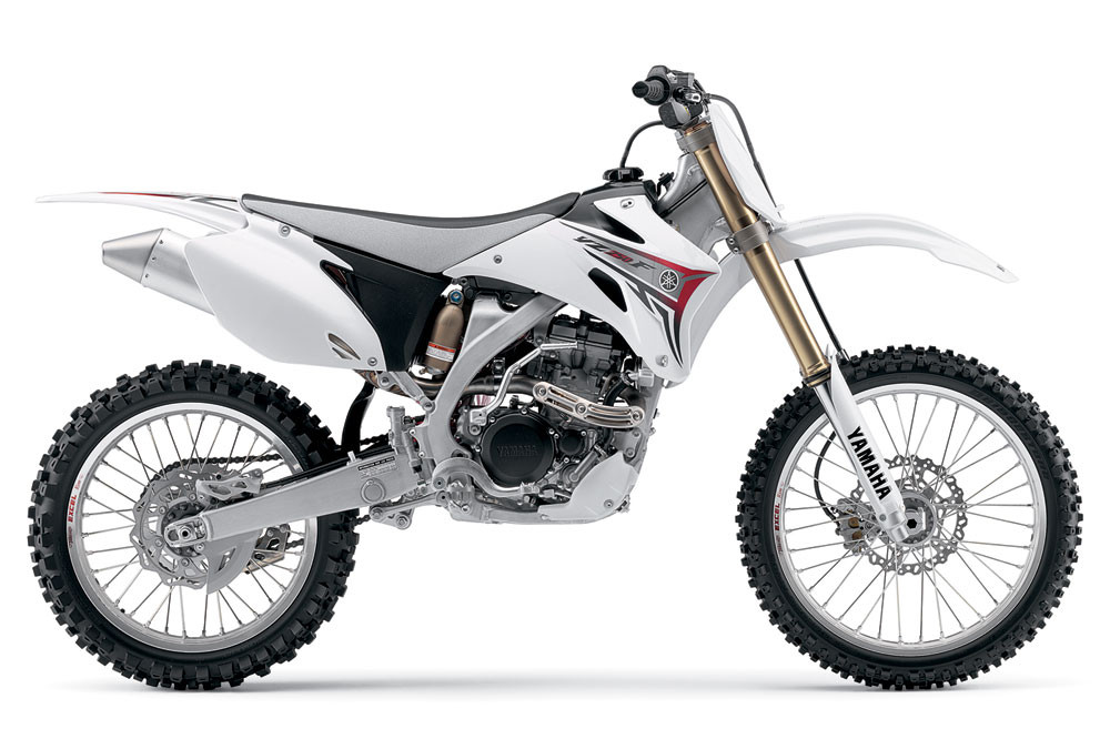 2008 Yamaha YZ250F - 2008 Yamaha YZ250F Photos - Motocross Pictures ...