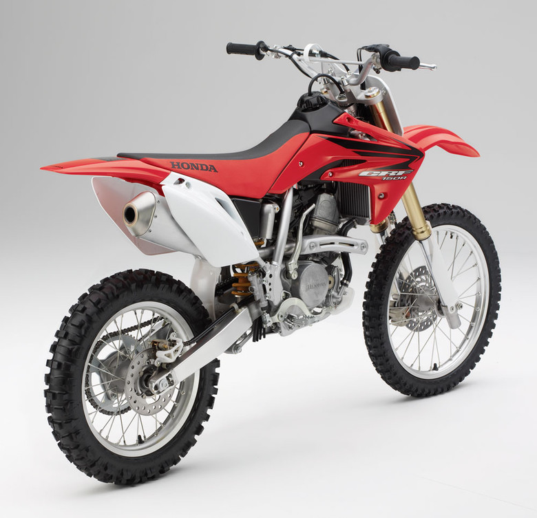 2007 Honda CRF150R - 2007 Honda CRF150R Details - Motocross Pictures ...