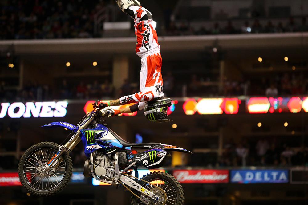 Adam Jones - 2013 X Games L.A.: Moto X Freestyle - Motocross Pictures - Vital MX