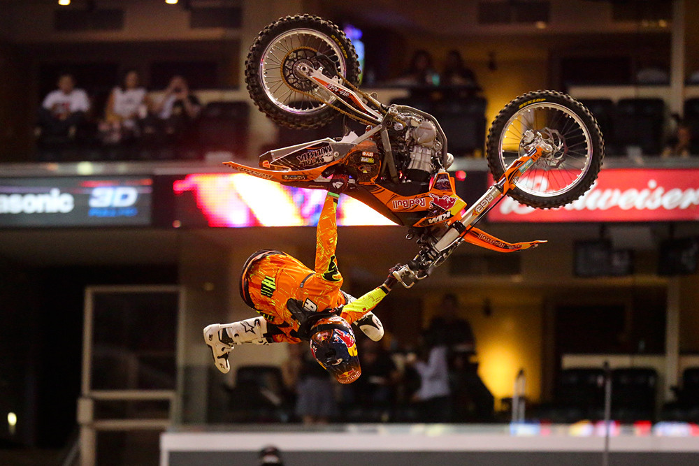 Wes Agee - 2013 X Games L.A.: Moto X Freestyle - Motocross Pictures - Vital MX