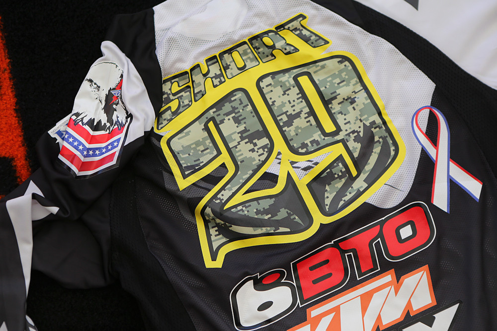 Andrew Short - Vital MX Pit Bits: San Diego - Motocross Pictures - Vital MX