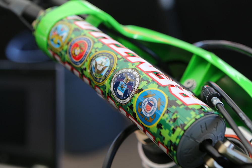 Monster Energy Pro Circuit Kawasaki - Vital MX Pit Bits: San Diego - Motocross Pictures - Vital MX
