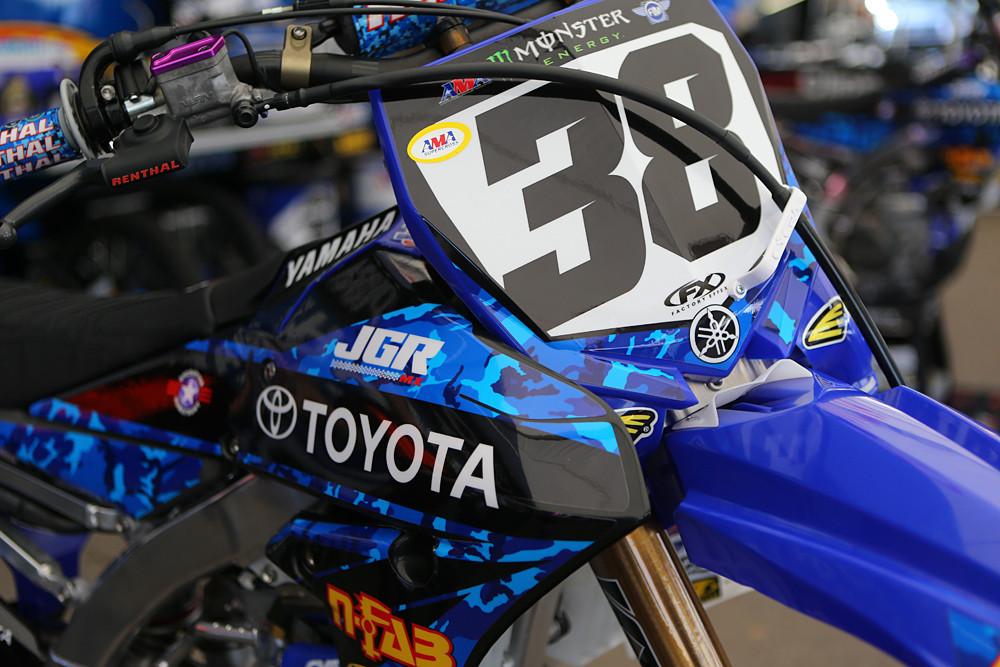 Phil Nicoletti - Vital MX Pit Bits: San Diego - Motocross Pictures - Vital MX