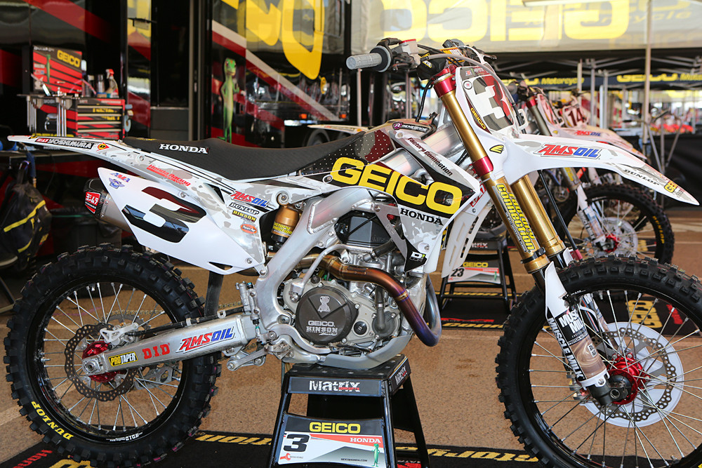 Eli Tomac - Vital MX Pit Bits: San Diego - Motocross Pictures - Vital MX