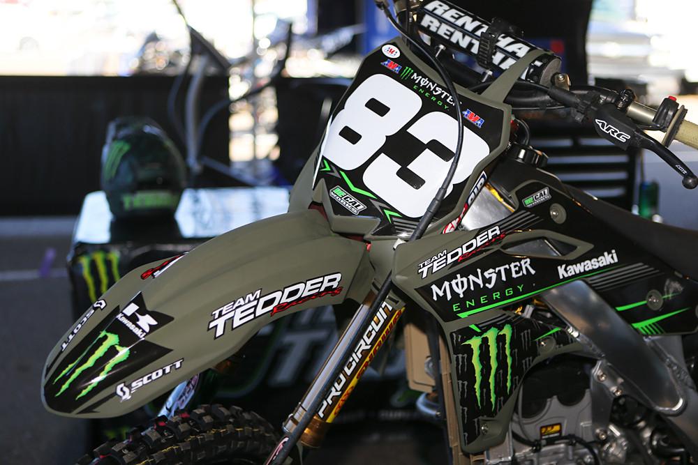Dakota Tedder - Vital MX Pit Bits: San Diego - Motocross Pictures - Vital MX