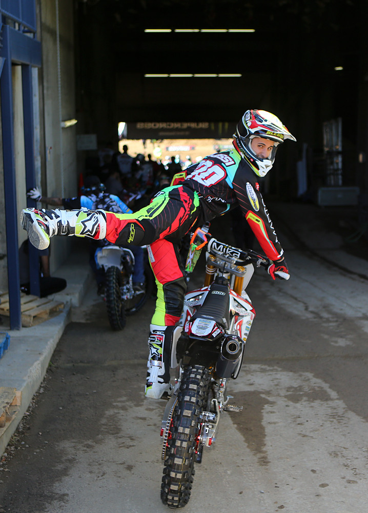 Mike Alessi - Vital MX Pit Bits: San Diego - Motocross Pictures - Vital MX