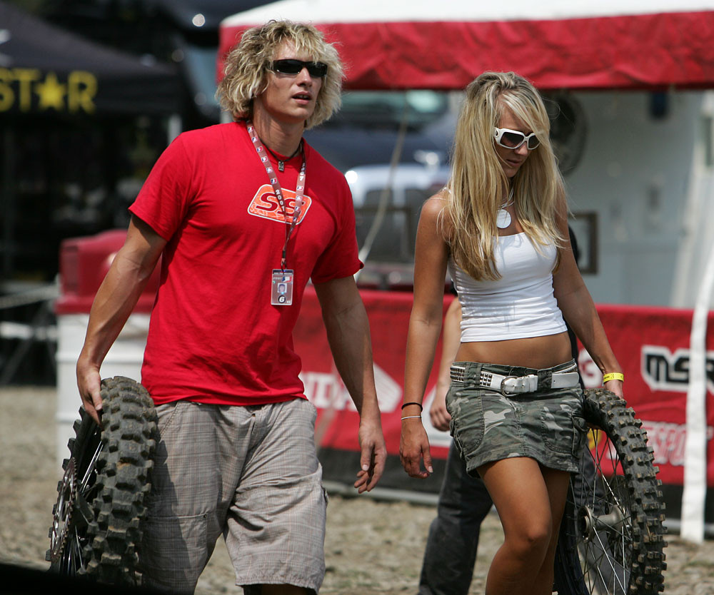 Spotted in the pits - Vital MX Pit Bits: Steel City 2007 - Motocross Pictures - Vital MX