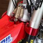 GEICO Honda triple clamps