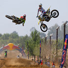 Jarryd McNeil and Colton Aeck
