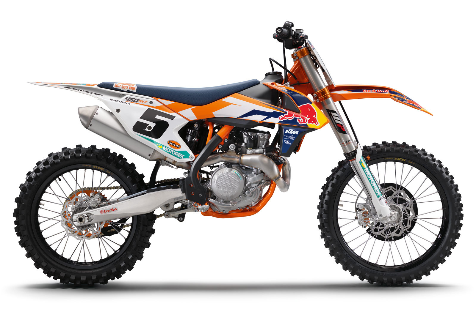 2015 KTM SX-F Factory Editions - First Look: 2015 KTM 250 and 450 SX-F Factory Editions - Motocross Pictures - Vital MX