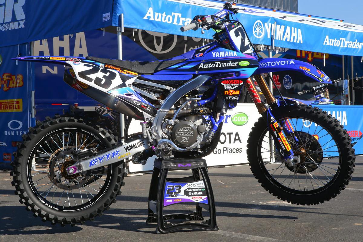 Jgr Yamaha Graphics