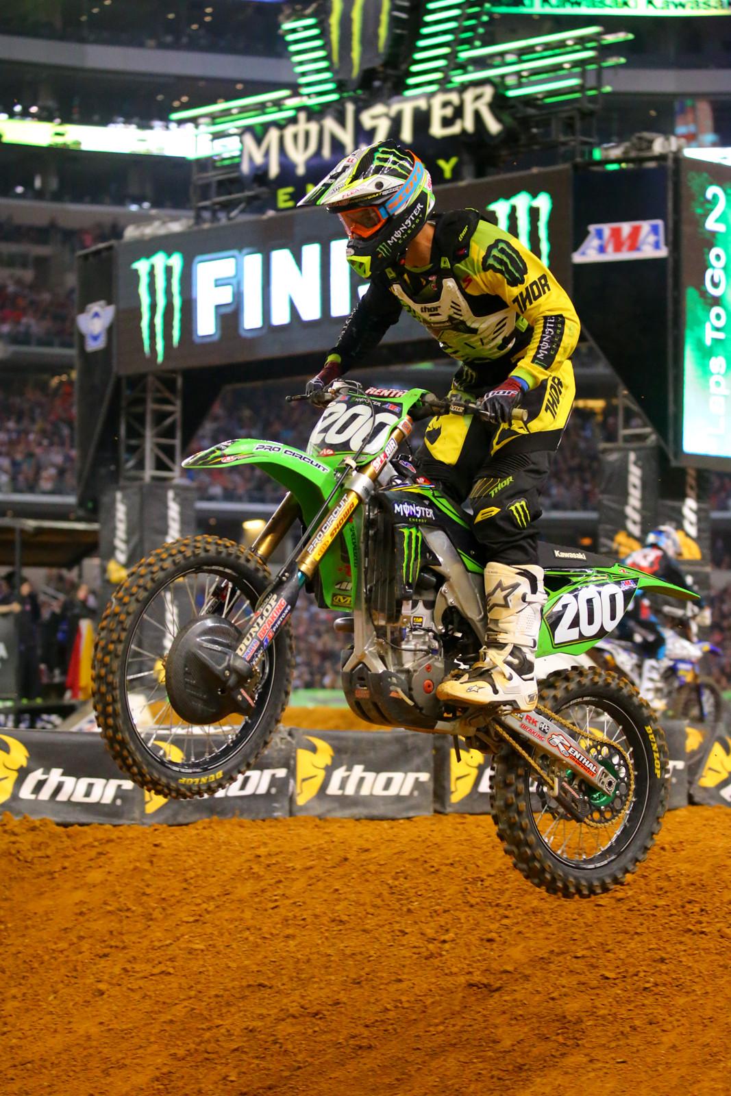 Arnaud Tonus - Photo Blast: Arlington - Motocross Pictures - Vital MX