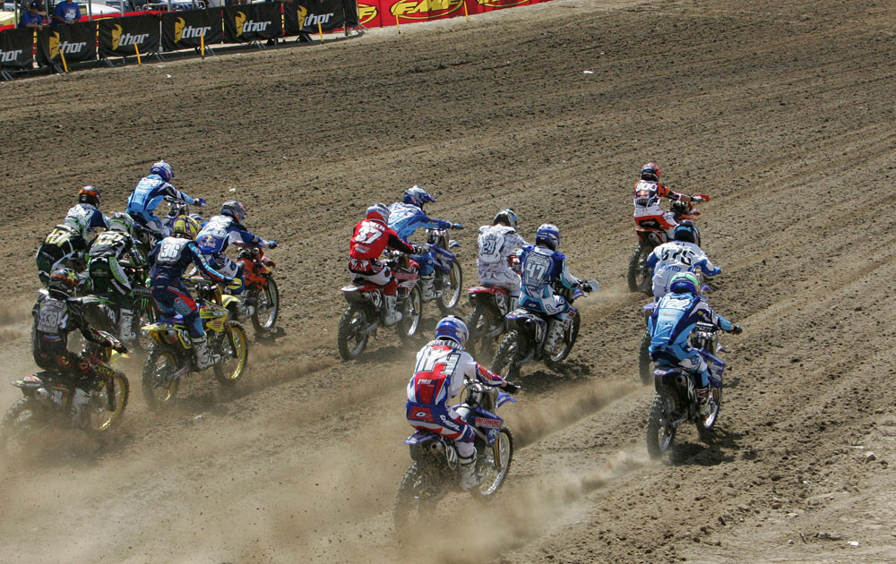 Mike Alessi - AMA Glen Helen '06 - Motocross Pictures - Vital MX
