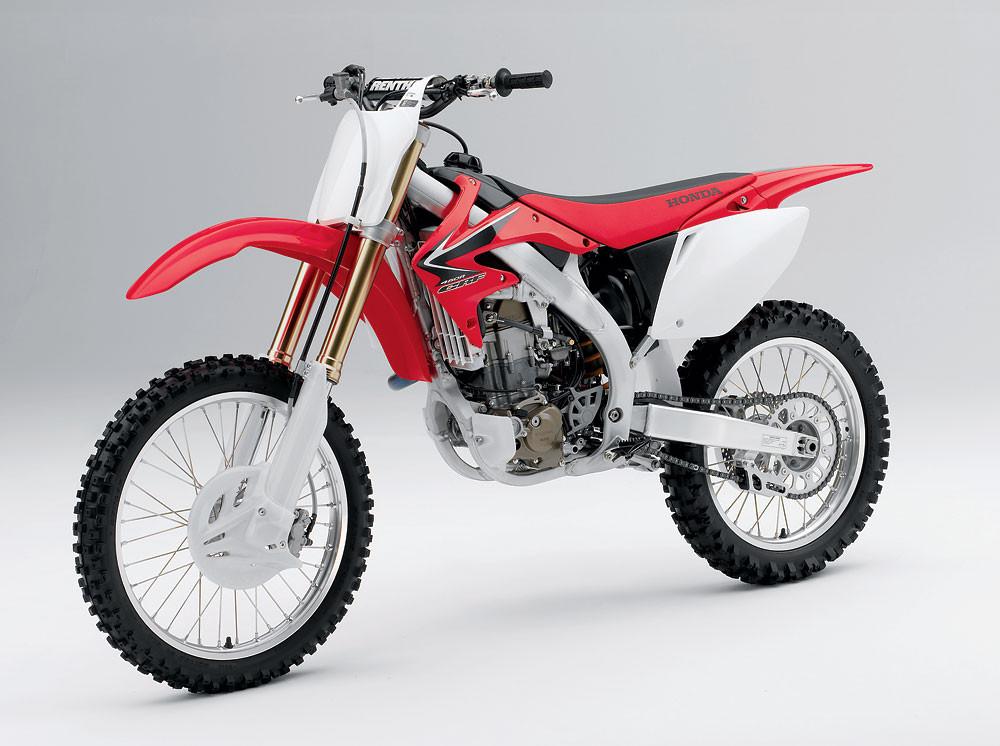 2008 Honda CRF450R - First Look: 2008 Honda CRF450R - Motocross ...