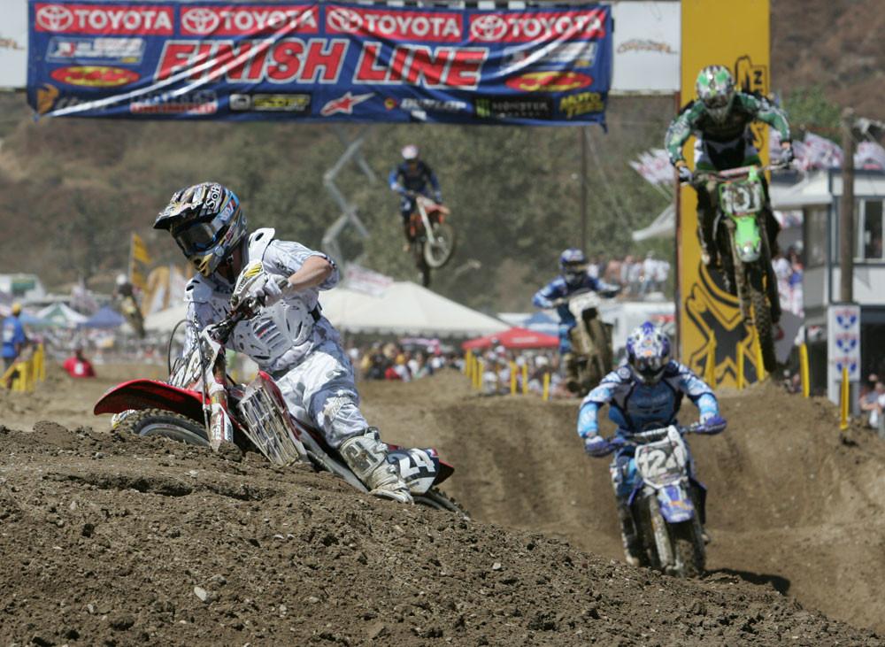 Josh Grant - AMA Glen Helen '06 - Motocross Pictures - Vital MX