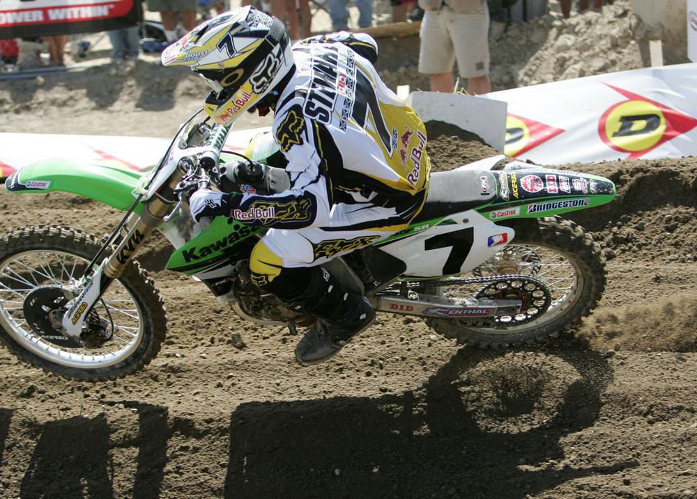 Charging - AMA Glen Helen '06 - Motocross Pictures - Vital MX